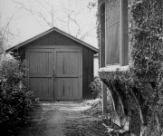 Garage at 397 Addison Ave in Palo Alto, 1939