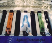 Agilent on the New York Stock Exchange, 1999