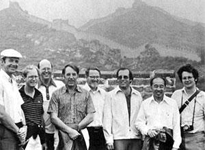 HP Team Visiting China
