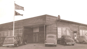 Redwood Building 1940s