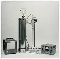 One of the world's first gas chromatographs: the F&M 17A